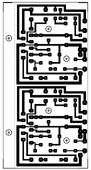 Cat5e Wiring Diagram likewise Page93 likewise 20 Watt Stereo Audio  lifier Using Tda2005 Pcb Layout likewise 4w Audio  lifier also 6p14. on audio equalizer circuit schematic