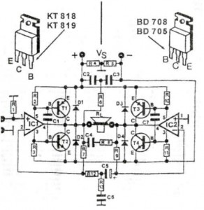 Figure 7 Phone Patch Schematic moreover Automatic Af Rf Probe moreover Bullhorn Wiring Diagram moreover Icon Status In Diagram in addition Cell Phone Wiring Diagram. on cell phone circuit diagram