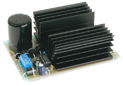 3V-30V/3A Adjustable Regulated Power Supply