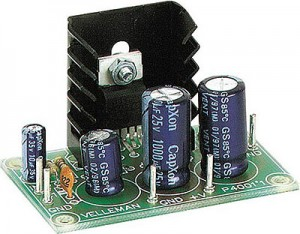 7W Amplifier TDA2003 Kit
