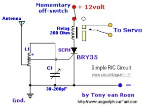 Very Easy R/C Circuit
