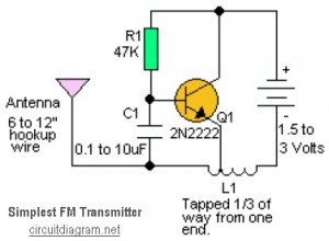 Pre Emphasis Audio together with Index together with Batteries In Series Circuit Schematic moreover Radio Transmission Diagram together with Index. on simplest rf transmitter