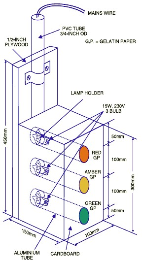 stop light traffic diagram simple trafic light container - schematic design stop light fuse diagram #11