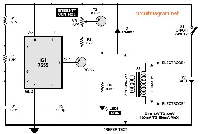 Inverter Circuit Diagram Using Mosfet Circuit Diagram Images