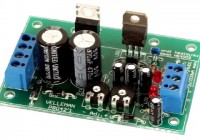 Adjustable Symmetric Power Supply