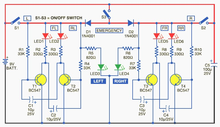 Battery Charger Small Led L  Based Solar Cell Photovoltaic also Solar Flasher furthermore 12v Ldo Solar Charge Control moreover How Flashlights Work Diagram further Light Alarm Circuit With Ldr. on solar led flasher circuit