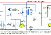 Glow Plug Control Unit Schematic